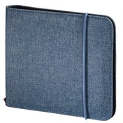 Hama Up to Fashion CD/DVD/BLU RAY POUCH - 24 BLUE