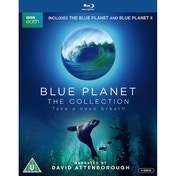 Blue Planet: The Collection Blu-ray 2017