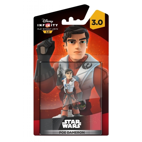Disney Infinity 3.0 Poe Dameron (Star Wars The Force Awakens) Character Figure - Image 1
