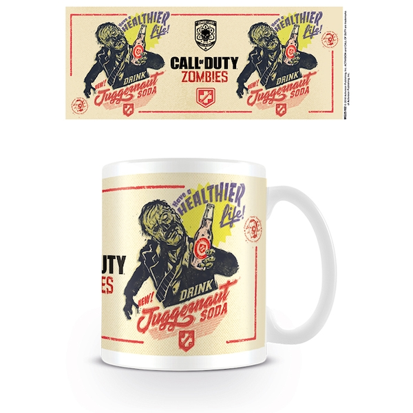 Call of Duty - Juggernaut Soda Mug