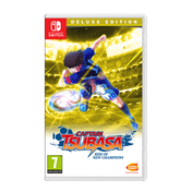 Captain Tsubasa Rise of New Champions Deluxe Edition Nintendo Switch Game