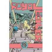 Royalboiler: Brandon Graham's Drawn Out Collection Paperback