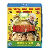 The Harry Hill Movie Blu-ray