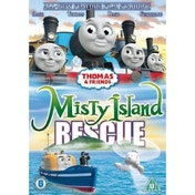 Thomas & Friends Misty Island Rescue DVD