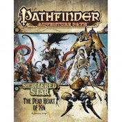 The Dead Heart of Xin 66 Pathfinder Adventure Path