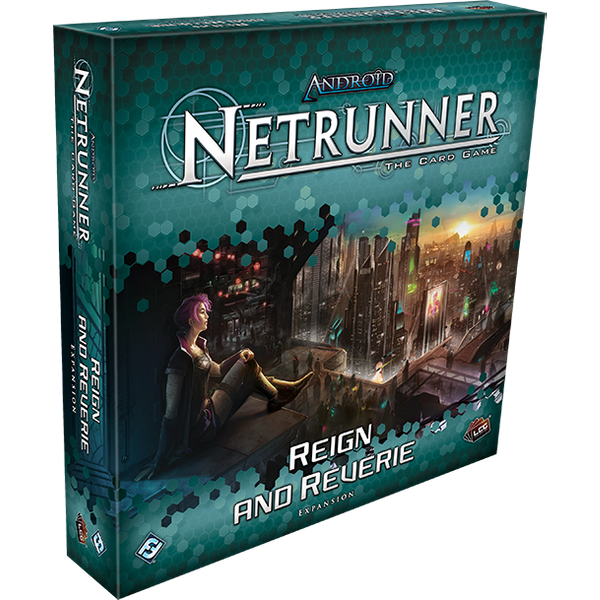 Android Netrunner: Reign and Reverie Deluxe Expansion - Image 1