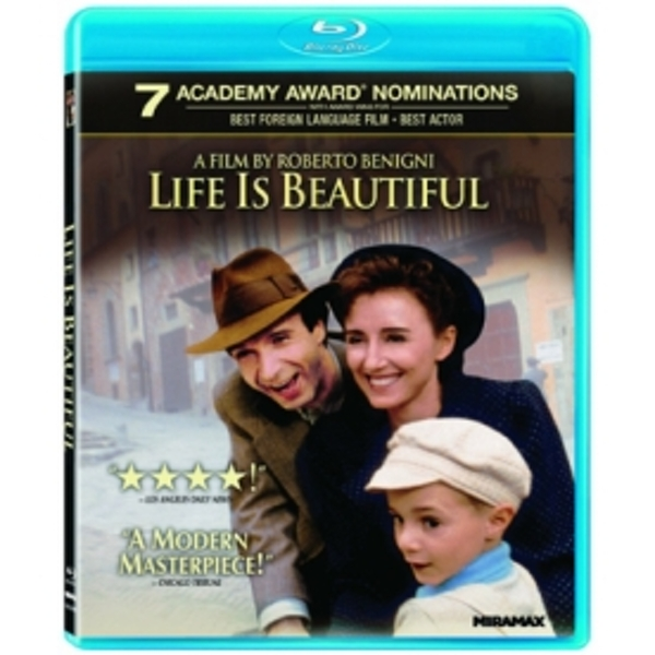 Life Is Beautiful Special Edition Blu-ray