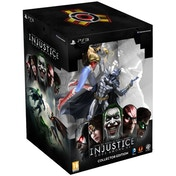 Injustice Gods Among Us Collector's Edition Game PS3