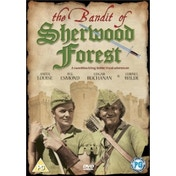 The Bandit of Sherwood Forest DVD