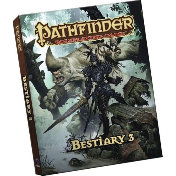 Pathfinder Roleplaying Game: Bestiary 3 Pocket Edition