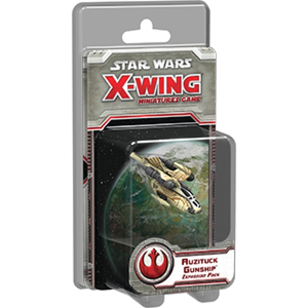 Auzituck Gunship X-Wing Miniature (Star Wars) Expansion Pack