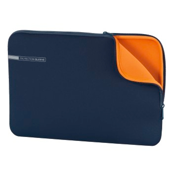 "Hama ""Neoprene"" Notebook Sleeve, up to 34 cm (13.3""), blue"