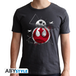 Star Wars - Bb8 E8 Men's Medium T-Shirt - Grey - Image 2