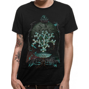 Alice In Chains - Spore Men's Medium T-Shirt - Black