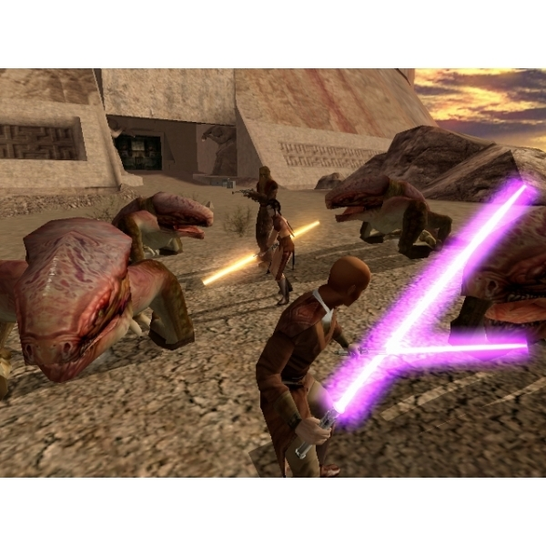 Star Wars Knights of the Old Republic Game PC - Image 4