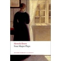 Four Major Plays : (Doll's House; Ghosts; Hedda Gabler; and The Master Builder)