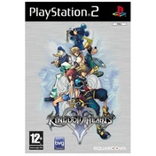 Kingdom Hearts II 2 Game PS2