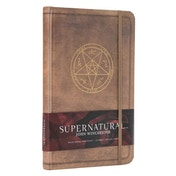 John Winchester (Supernatural) Hardcover Ruled Journal