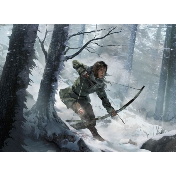 Rise of the Tomb Raider PC Game - Image 2