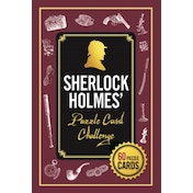 Puzzle Cards: Sherlock Holmes