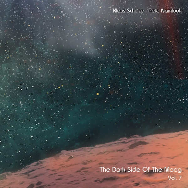 Klaus Schulze - Pete Namlook - The Dark Side Of The Moog Vol.7 (Obscured By Klaus) Vinyl