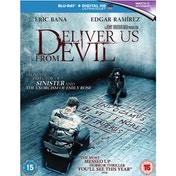 Deliver Us From Evil Blu-ray