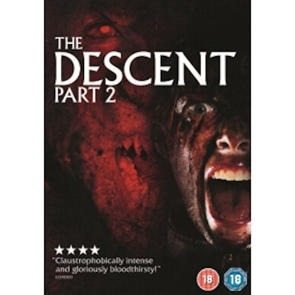 Descent Part 2 DVD