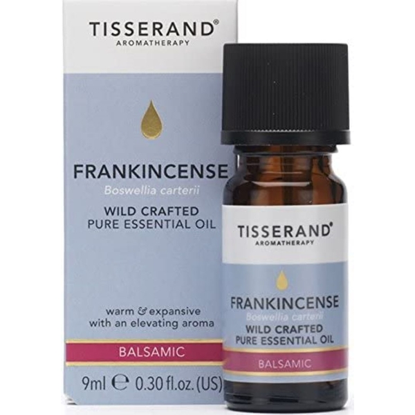 Tisserand Aromatherapy Wild Crafted Frankincense Essential Oil 9ml