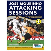 SoccerTutor Jose Mourinho Attacking Sessions (114 Practices) Book