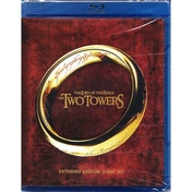 The Lord of the Rings: The Two Towers Extended Edition Blu-ray