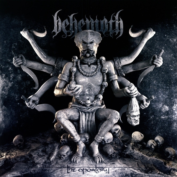 Behemoth - The Apostasy Vinyl