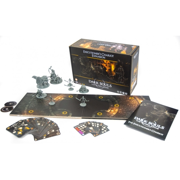 Dark Souls The Board Game Expansion