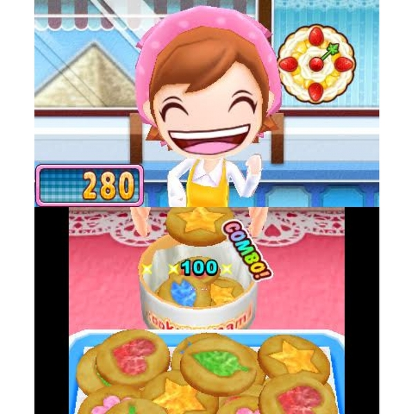 Cooking Mama Sweet Shop 3DS Game - Image 5