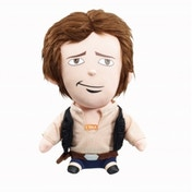 Han Solo (Star Wars) Premium Medium Talking Plush