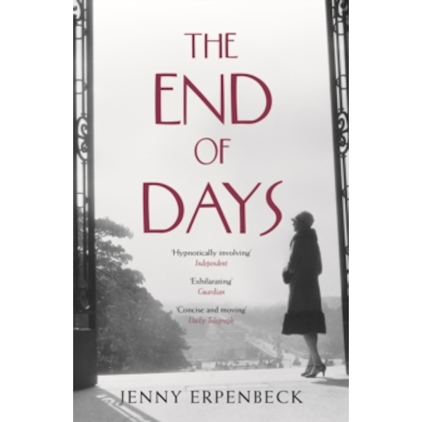 The End of Days by Jenny Erpenbeck (Paperback, 2015)