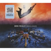Brad Paisley - Wheelhouse UK Tour Edition CD