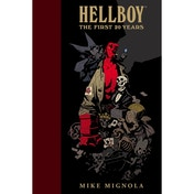 Hellboy The First 20 Years