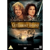 Cutthroat Island DVD