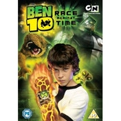 Ben 10 - Race Against Time DVD