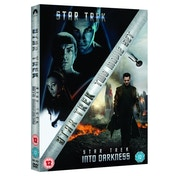 Star Trek & Star Trek Into Darkness Double Slim Boxset DVD