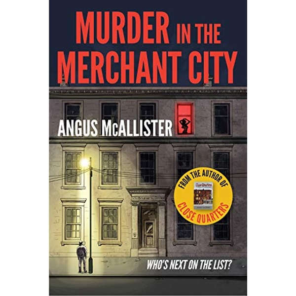 Murder in the Merchant City  Paperback / softback 2019