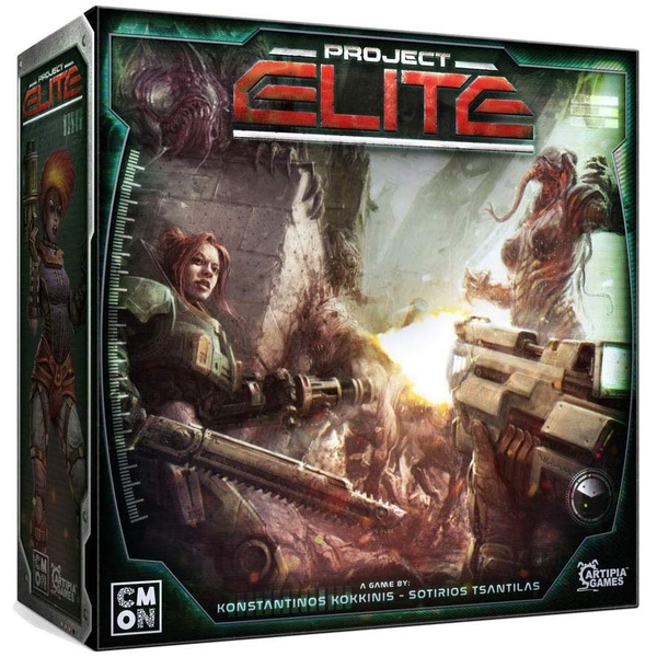 Project Elite Board Game