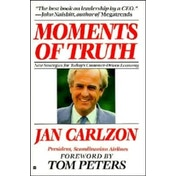 Moments of Truth by Jan Carlzon (Paperback, 1989)