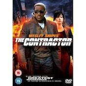 The Contractor DVD