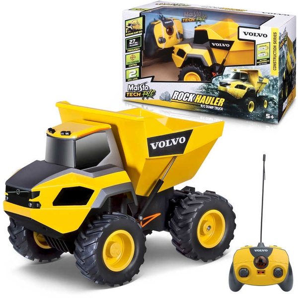 Volvo A25HPS Hauler Radio Controlled Toy