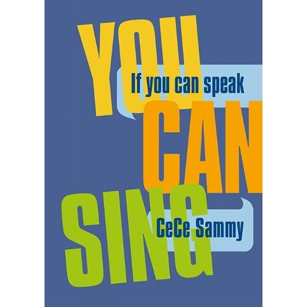If You Can Speak You Can Sing  Paperback / softback 2019