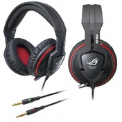 Asus Orion ROG Gamer Headset with Retractable Noise Filtering Microphone