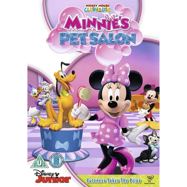 Mickey Mouse Club House: Minnie's Pet Salon DVD