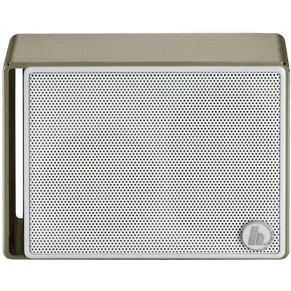 Hama Pocket Steel Mobile Bluetooth Loudspeaker Gold