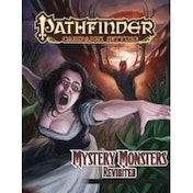 Mystery Monsters Revisited Pathfinder Campaign Setting